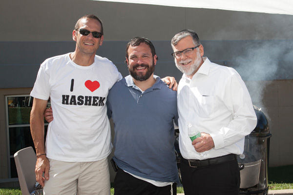 The+Aish+HaTorah+team+takes+part+in+the+inaugural+Kosher+Barbecue+Competition+and+Festival+at+Nusach+Hari+B%E2%80%99nai+Zion+last+year.+This+year%E2%80%99s+competition+is+slated+for+June+25.