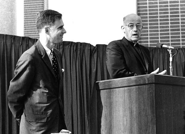 Sesquicentennial Award ceremony