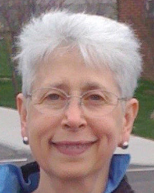Sue Fischlowitz is a former chair of the board of St. Louis Hillel at Washington University and of Hillel at Brandeis University, and previously served as interim executive director at St. Louis Hillel. She is a former Jewish communal professional and lives in Clayton.