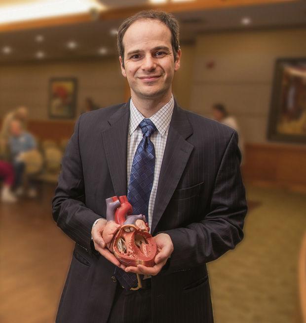 Dr. Jonas Cooper