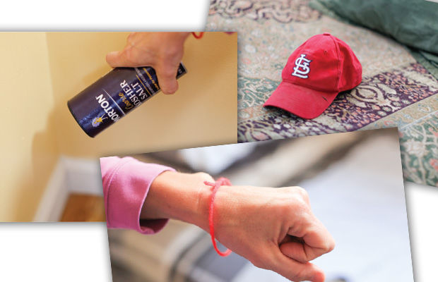 Putting+salt+in+the%C2%A0corners+of+room%2C+wearing+a+red+wool+thread+as+a+bracelet+and+never%C2%A0throwing+a+hat+on+the+bed+are+just+a+few+of+many+Jewish+superstitions.+All+photos%3ABill+Motchan