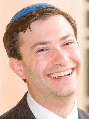 Rabbi Noah Arnow serves Kol Rinah and is a member of the St. Louis Rabbinical Association.