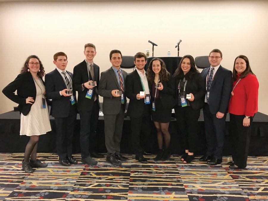 Washington+University+group+recognized