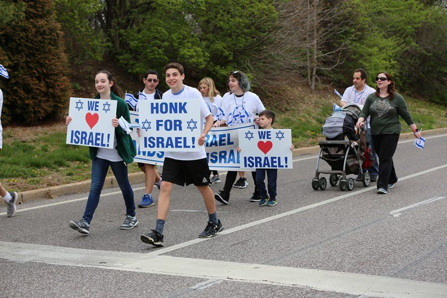 Israel+at+70+Unity+Walk%2C+Community+Yom+Ha%27atzmaut+Celebration