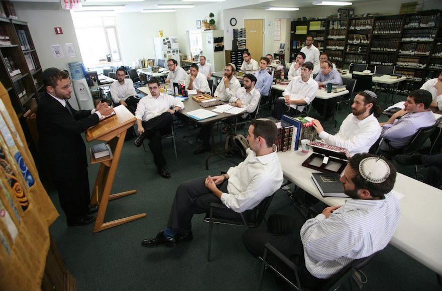 Yeshivat+Chovevei+Torah%2C+located+at+the+Hebrew+Institute+of+Riverdale+in+New+York%2C+was+established+by+Rabbi+Avi+Weiss+in+2000.+%28Courtesy+of+Yeshivat+Chovevei+Torah%29