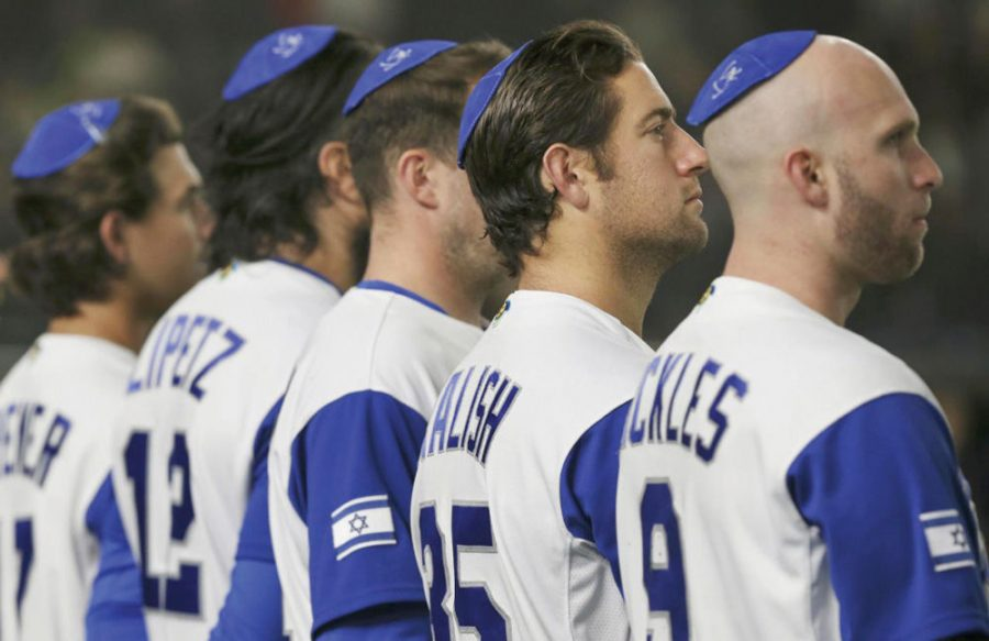 'Heading Home:The Tale of Team Israel'