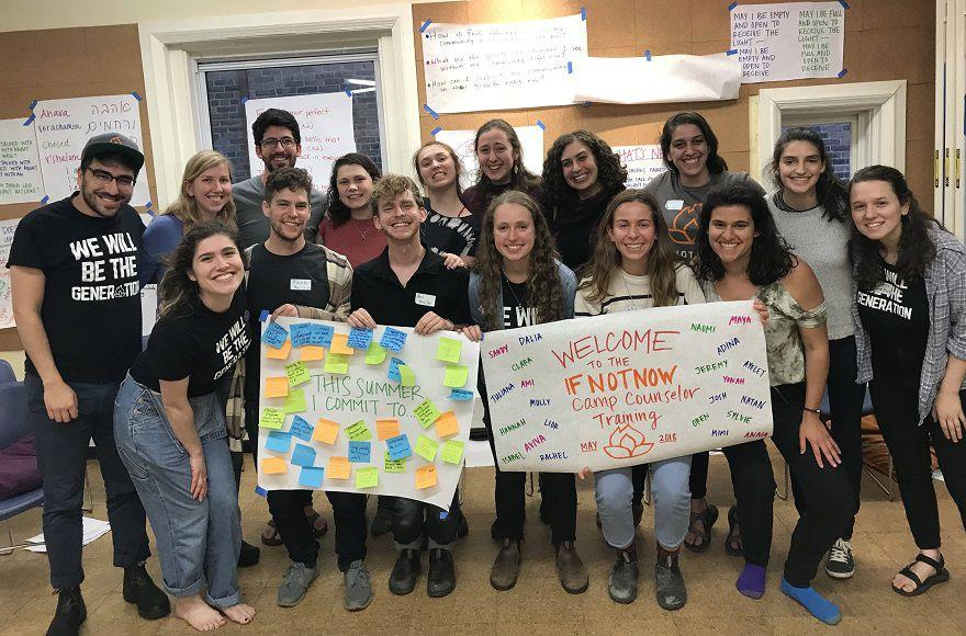Participants+in+a+camp+counselor+training+by+IfNotNow+in+Boston%2C+May+27%2C+2018.+%28IfNotNow%29