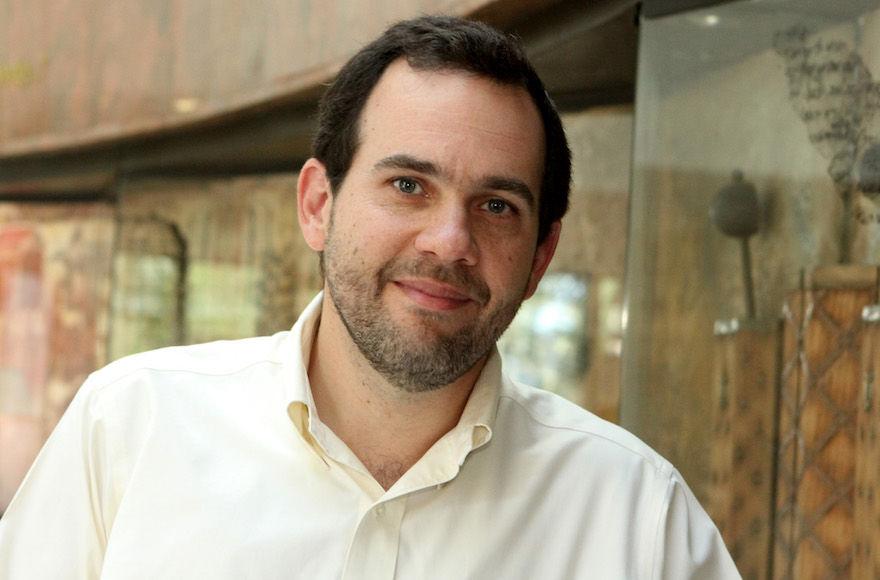 Adam+Ferziger+is+a+history+and+contemporary+Jewry+professor+at+Bar-Ilan+University.+%28Courtesy+of+Ferziger%29