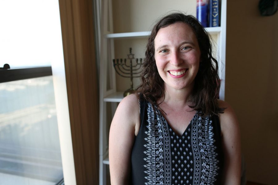 Hannah+Barg+is+a+St.+Louis+native+who+is+a+producer+for+the+%E2%80%98Israel+Story%E2%80%99+podcast.
