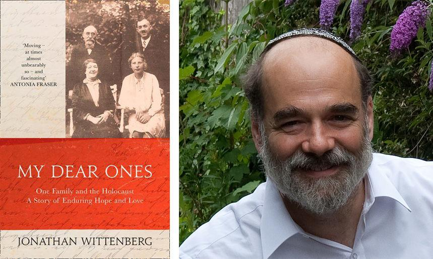 """""""My Dear Ones: One Family and the Final Solution"""" by Rabbi Jonathan Wittenberg, Harper Collins, $35"""