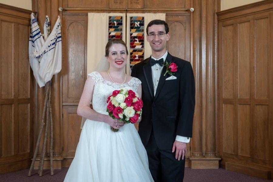 Jolly Wedding Announcement