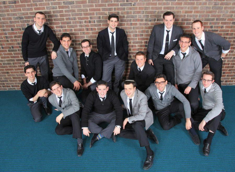 The Maccabeats will be one of several musical acts performing at the Sababa festival Oct. 14.