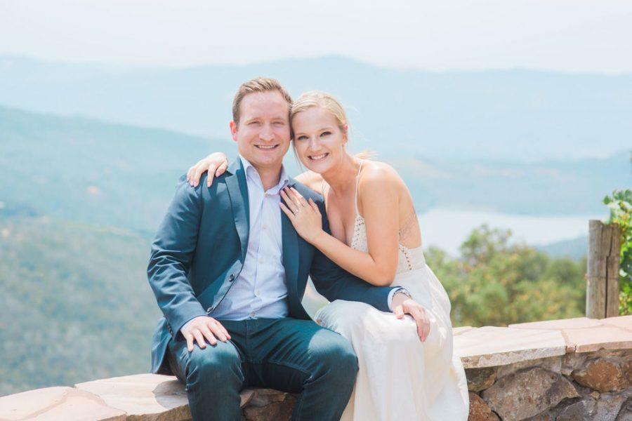 Edwards-Harper Engagement.Photo: Jennifer Bagwell