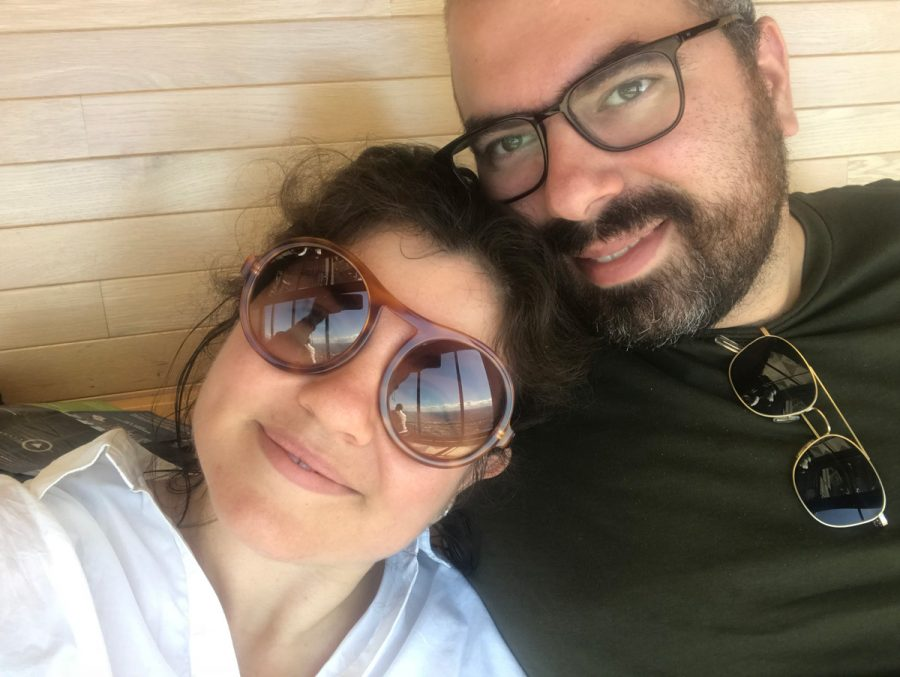 Bas+Rozendaal+and+Annette+Mor%C3%B3n+live+in+Amsterdam%2C+but+Rozendaal+converted+to+Judaism+with+the+guidance+of+rabbis+at+Congregation+B%E2%80%99nai+Amoona.