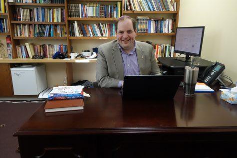 Rabbi Orrin Krublit previously worked at Congregation B'nai Amoona.Photo: Bradford Siwak