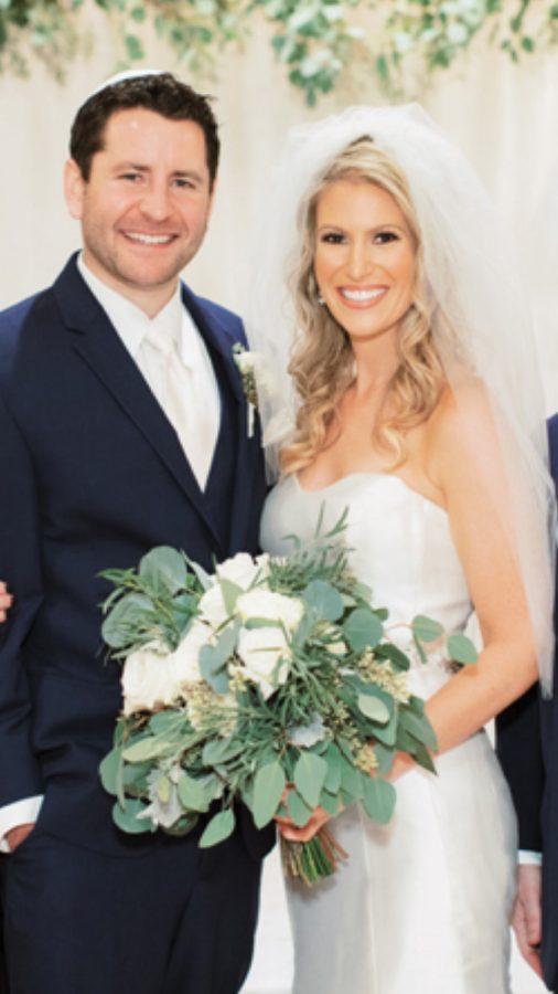 Waxman-Brandvein Wedding