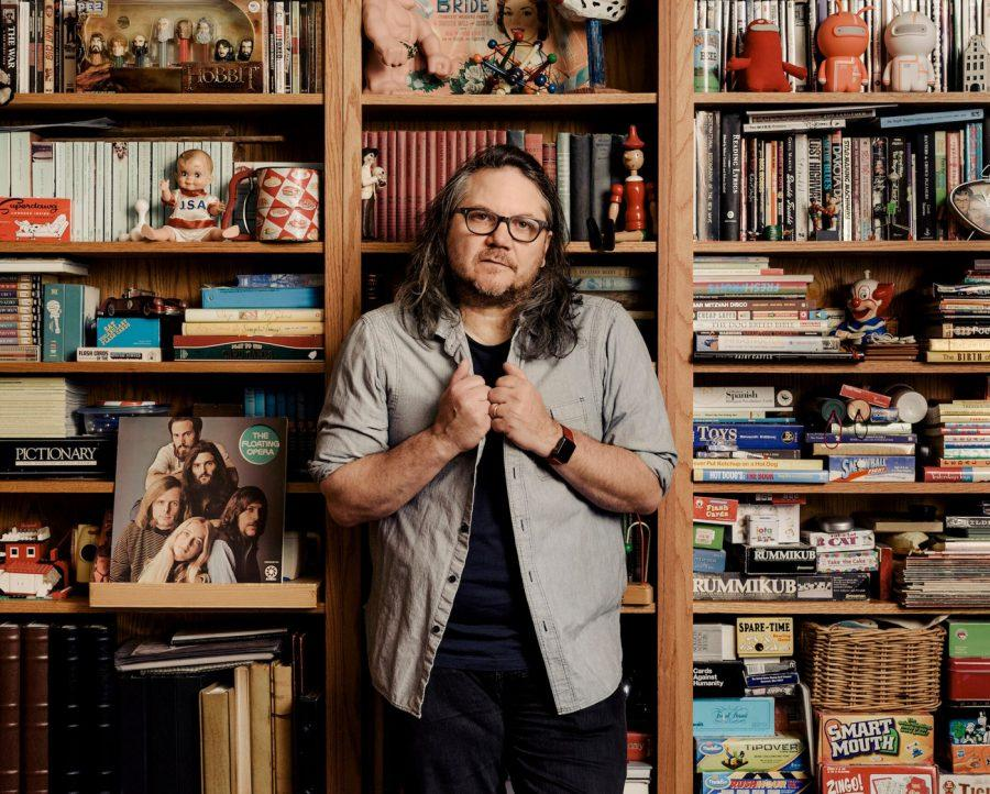 Jeff Tweedy has opened up about his Jewish conversion while promoting his memoir and his first solo album.Photo: Whitten Sabbatini