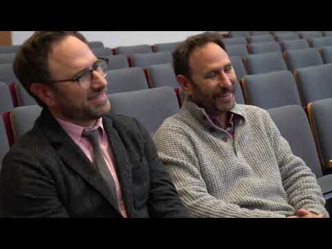 The Sklar Brothers talk Purim at childhood St. Louis synagogue