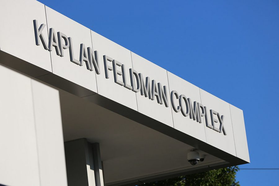 On Sept. 27, Jewish Federation of St. Louis rededicated its building after major renovations. The building is now known as the Kaplan Feldman Complex. The rededication was immediately followed by Federation's Annual Meeting. Photo: Bill Motchan
