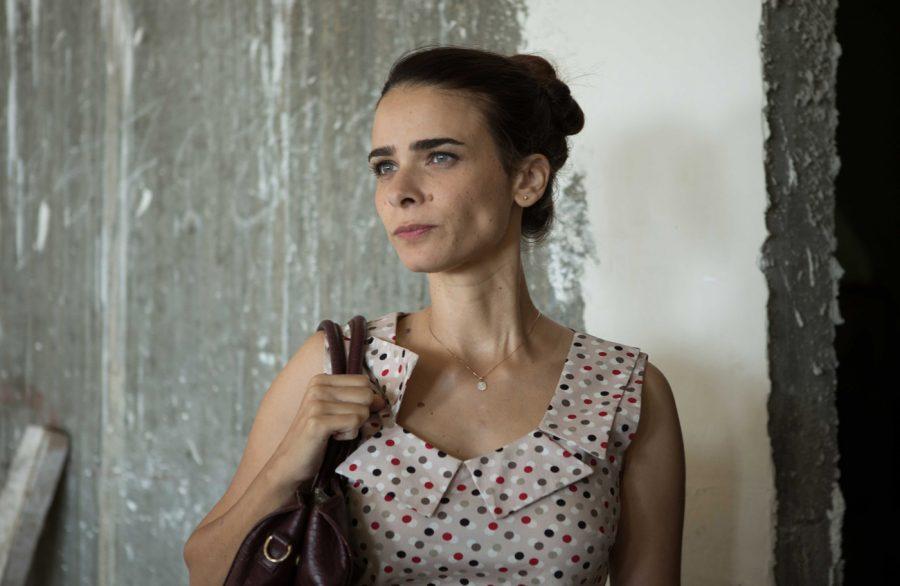 Liron Ben-Shlush stars in the Israeli film WorkingWoman.Photo: Lama Films