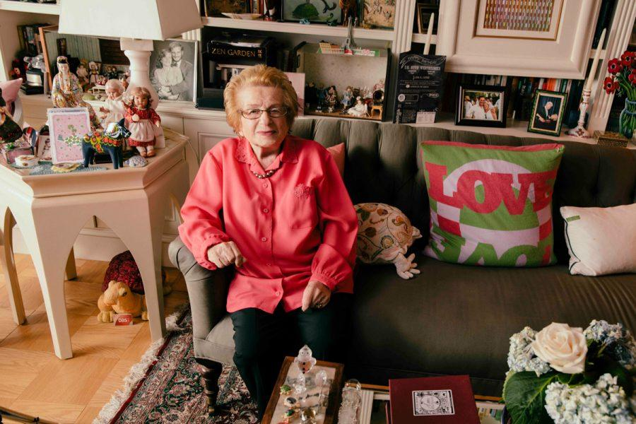 """Ask Dr. Ruth"" chronicles the life of Dr. Ruth Westheimer, a Holocaust survivor who became America's most famous sex therapist.  Photo: Austin Hargrave/Hulu"