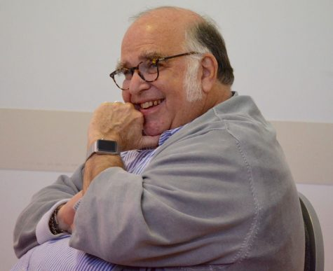 Steven Woolf spent 33 years as artistic director of The Repertory Theatre of St. Louis. Photo courtesy The Rep