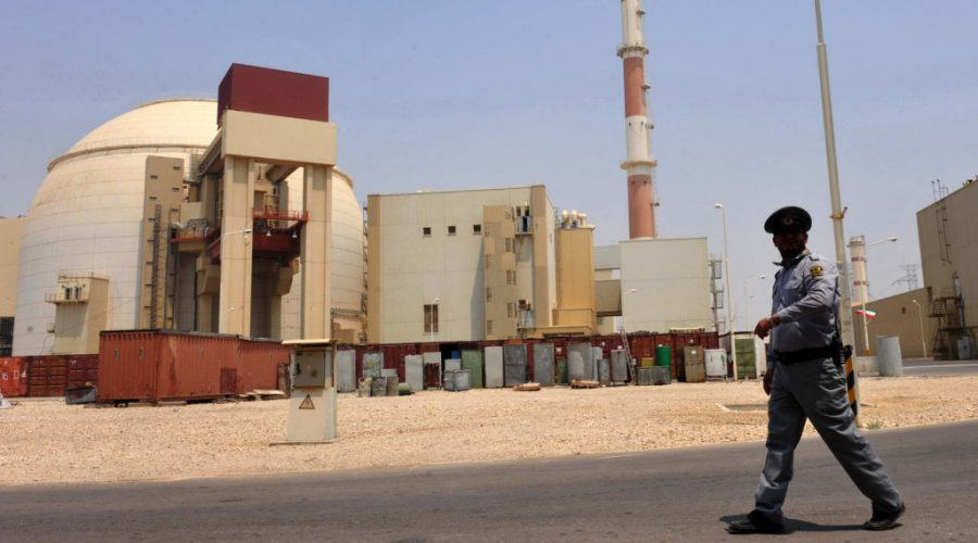 A+view+of+the+Russian-built+Bushehr+nuclear+power+plant+in+southern+Iran%2C+Aug.+21%2C+2010.+%28IIPA+via+Getty+Images%29