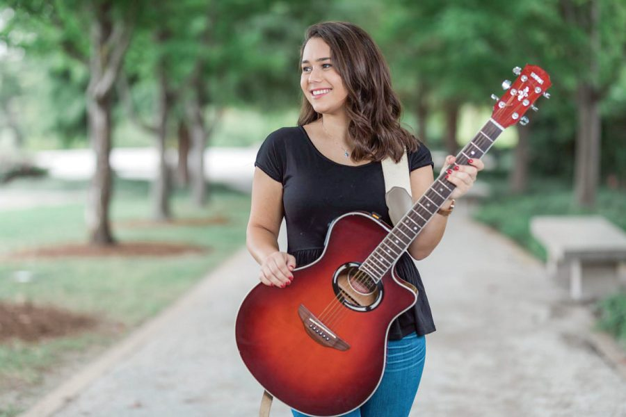 Lucy Greenbaum is music and youth engagement coordinator at Congregation Shaare Emeth. Photo by Zach Dalin