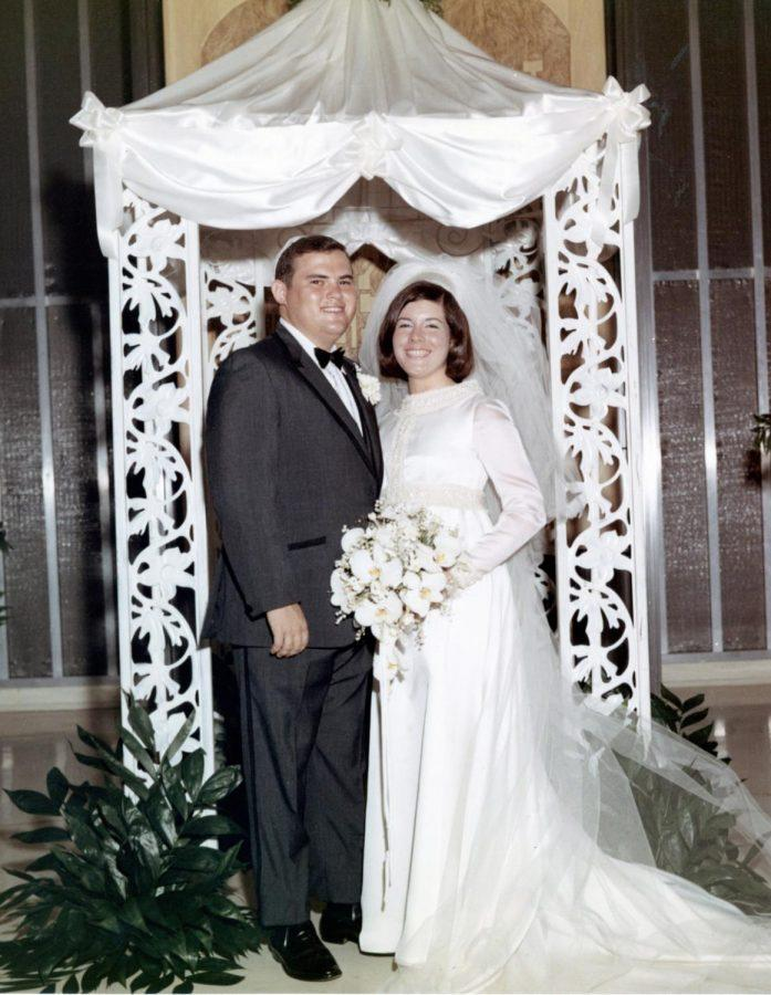 Mueriel and Stanford Carp were married on June 29, 1969.