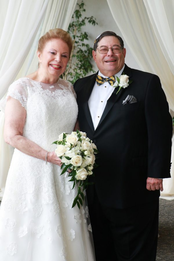 Scissors-Broh Wedding