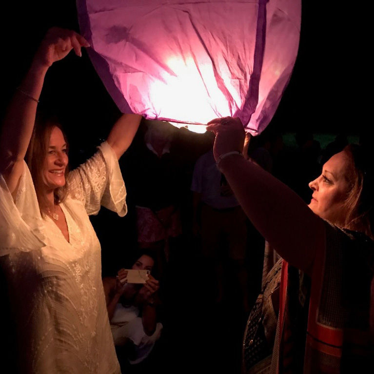The community is invited to Lynnie's Light for Life, a Sept. 5 event celebrating the life of Lynne Palan and raising funds for Nishmah and Sharsheret Supports.