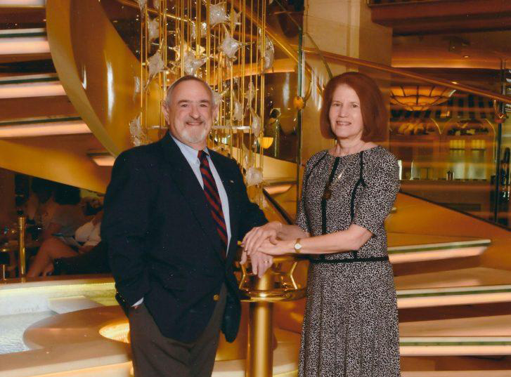 Pam and Stu Katz celebrate  50th Anniversary