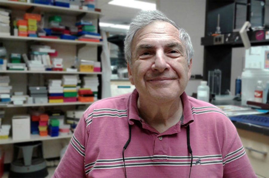 Dr. Stanley Misler, a retired nephrologist, has become a volunteer educator of a variety of subjects at Metro Academic & Classical High School.