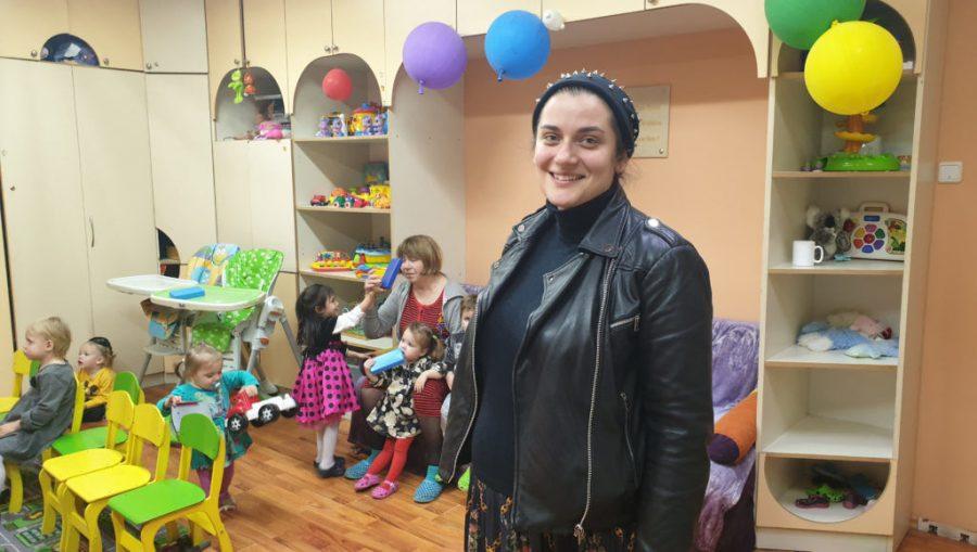 Alina+Feoktistova+at+the+Tikva+Jewish+education+complex+in+Odessa%2C+Ukraine%2C+Nov.+2%2C+2019.+%28Cnaan+Liphshiz%29