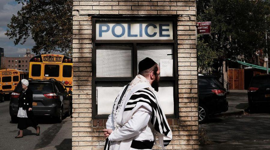 Anti-Semitic+incidents+in+New+York+City+have+increased+significantly+this+year.+Photo%3A+Spencer+Platt%2FGetty+Images%C2%A0