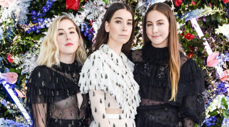 The+Haim+sisters%2C+from+left%2C+Alana%2C+Danielle+and+Este%2C+of+the+group+Haim+at+Rodarte%27s+fashion+week+show+in+San+Marino%2C+Calif.%2C+Feb.+5%2C+2019.+Photo%3A+Presley+Ann%2FPatrick+McMullan+via+Getty+Images