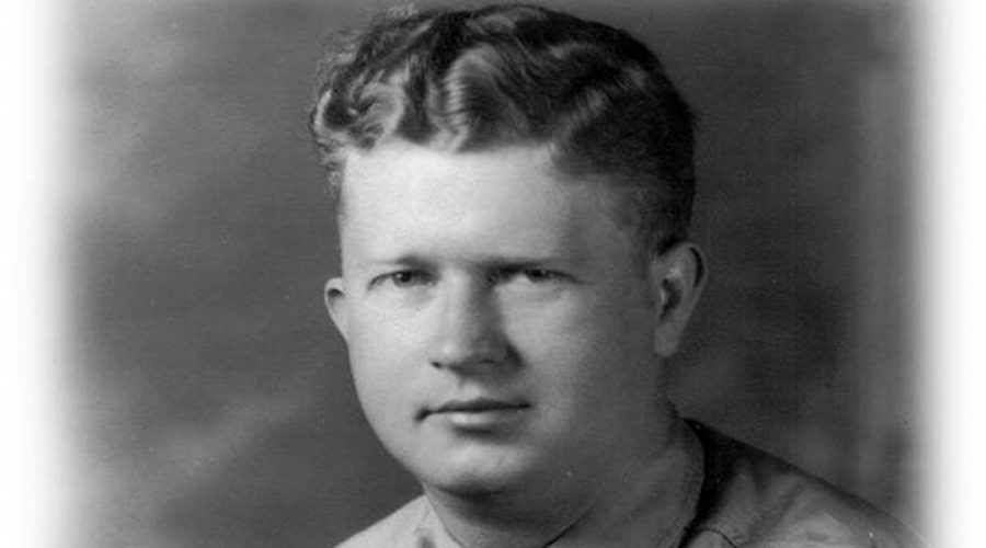Master Sgt. Roddie Edmonds refused a Nazi command to identify Jewish American soldiers. (Yad Vashem)