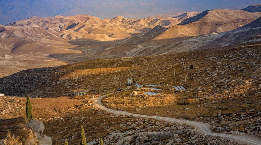 Tekoa%2C+an+Israeli+settlement+of+nearly+4%2C000+people+in+the+West+Bank%27s+Gush+Etzion+bloc%2C+is+shown+in+2019.+%28Laura+Ben-David%29