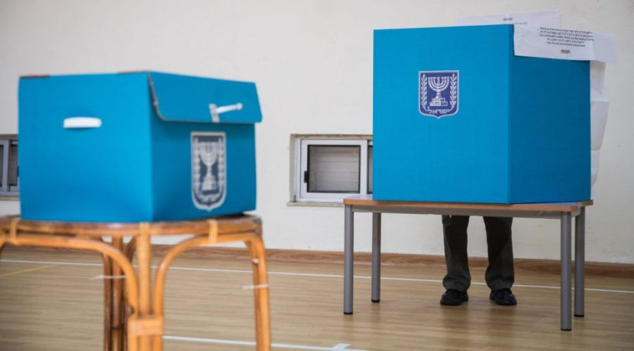 A+polling+station+in+Jerusalem.+Israeli+lawmakers+have+until+the+end+of+the+day+Wednesday+to+form+a+coalition+government+or+move+to+another+election.+%28Hadas+Parush%2FFlash90%29