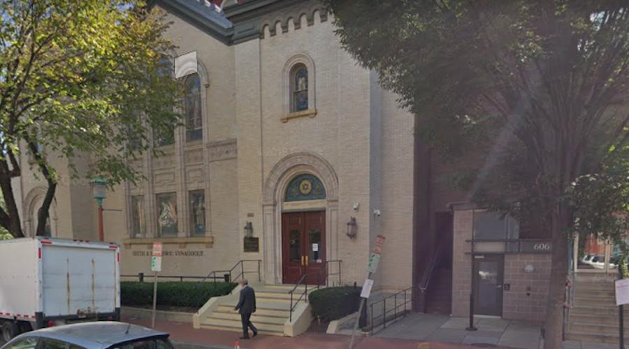 A+view+of+the+Sixth+%26amp%3B+I+synagogue+in+Washington%2C+D.C.+%28Screenshot+via+Google+Street+View%29