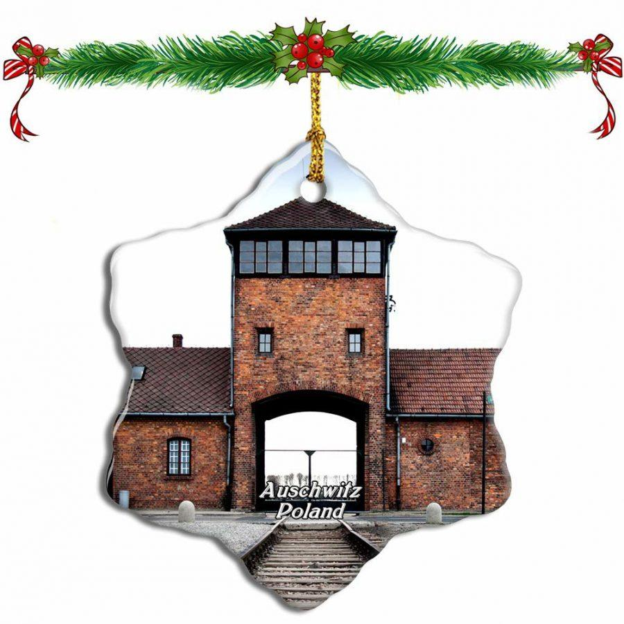 A+Christmas+ornament+featuring+Auschwitz+is+for+sale+on+Amazon.+%28Amazon%29