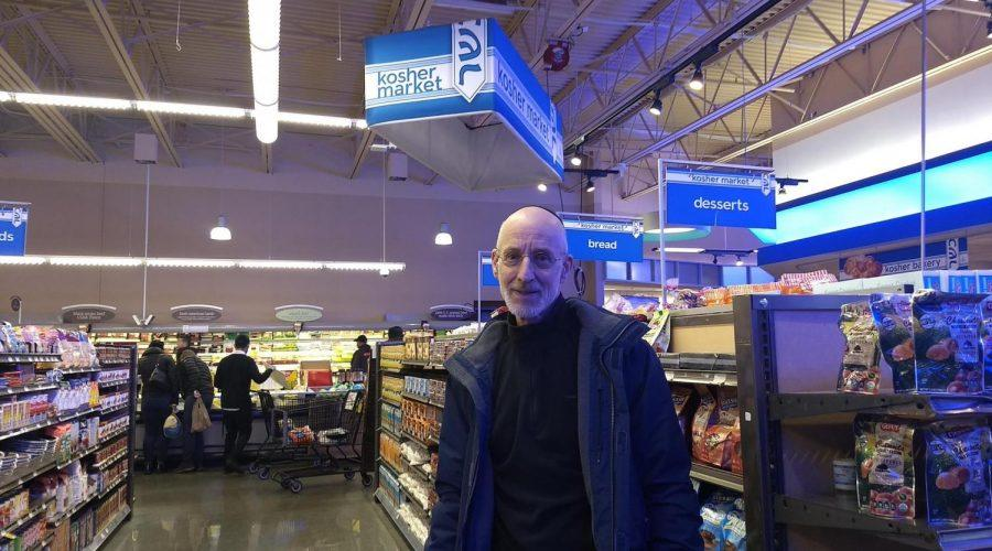Howard+Rieger%2C+a+former+CEO+of+the+Jewish+Federations+of+North+America%2C+stands+in+a+new+kosher+section+in+a+West+Rogers+Park+grocery+store.+He+served%C2%A0+as+president+of+the+Jewish+Neighborhood+Development+Council.+%28Ben+Sales%29