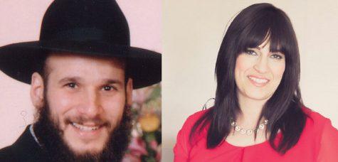 Rabbi Avi Rubenfeld and Chana'la Rubenfeld