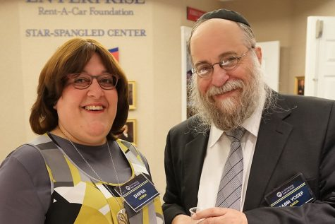 Rabbi Yosef and Shiffy Landa