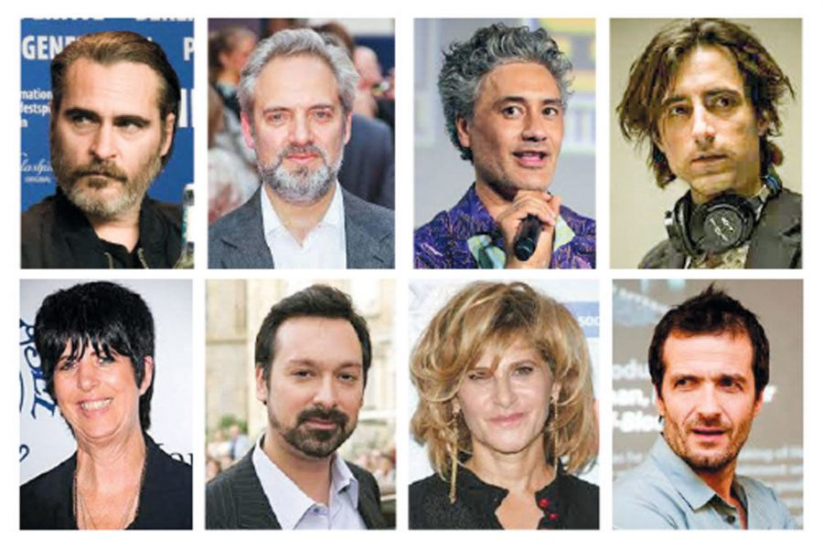 A+handful+of+the+many+Jewish+Oscar+nominees+include+%28Top+Row%29%C2%A0from+left+to+right%2C+actor+Joaquin+Phoenix%2C+writers+and+directors%2C+Sam+Mendes%2C+Taika+Waitti+and+Noah+Baumbach.+%28Second+Row%29+Musician+Diane+Warren+and%C2%A0best+film+nominees%2C+from+left+to+right%2C+James+Mangold%2C+Amy+Pascal+and+David+Heyman.%C2%A0%C2%A0