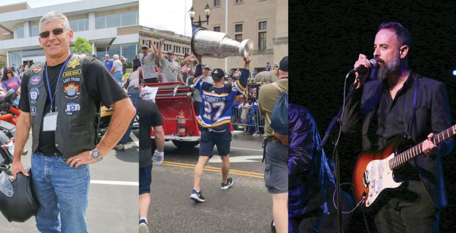 In+2019%2C+%28from+left%29+Jewish+motorcyclists+converged+in+St.+Louis+to+attend+the+annual+Ride+2+Remember%3B+Blues+captain+Alex+Pietrangelo+parades+the+Stanley+Cup+down+Market+Street%3B+and+Brothers+Lazaroff+performed+at+the+Light%E2%80%99s+Why+Be+Jewish%3F+event+at+the+.ZACK.%C2%A0Photos%3A+Eric+Berger%2C+Kayla+Steinberg+and+Bill+Motchan