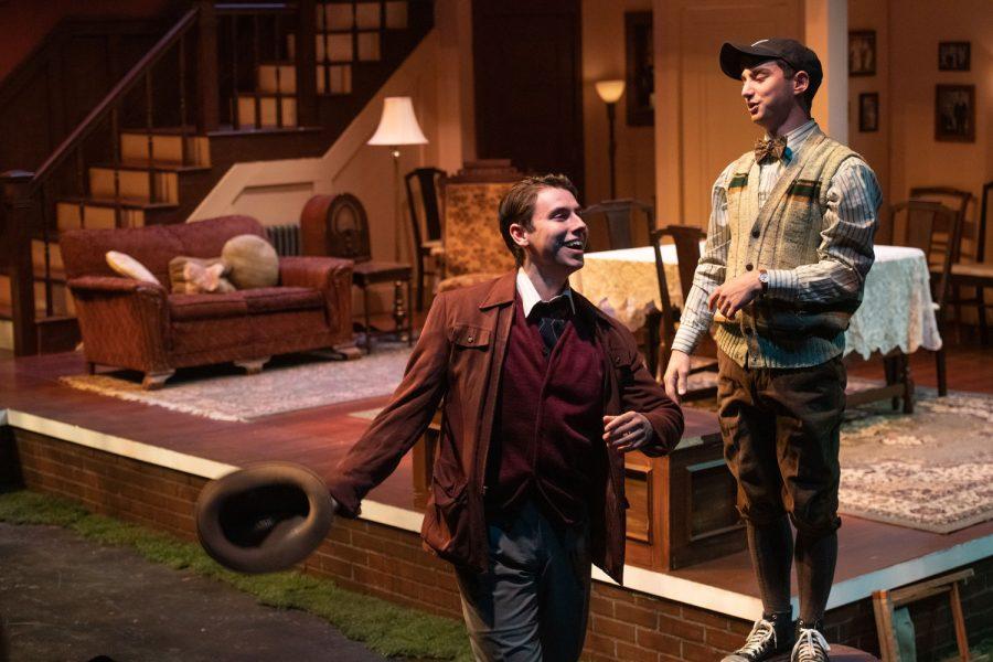The 2019 New Jewish Theatre production of 'Brighton Beach Memoirs.' Photo: Greg Lazerwitz