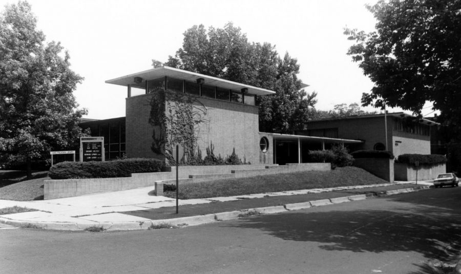 The+former+B%E2%80%99nai+Amoona+Congregation+building+in+University+City+is+an+example+of+the+Mid-Century+Modern+design+style+and+will+be+one+of+two+synagogues+featured+in+Channel+Nine%E2%80%99s+%E2%80%9CMid-Century+Modern+in+St.+Louis%E2%80%9D+airing+March+5.