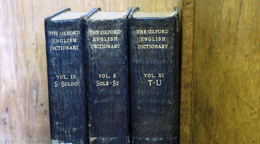 The+Oxford+English+Dictionary+added+several+Yiddish+terms+in+2020.+%28In+Pictures+Ltd.%2FCorbis+via+Getty+Images%29
