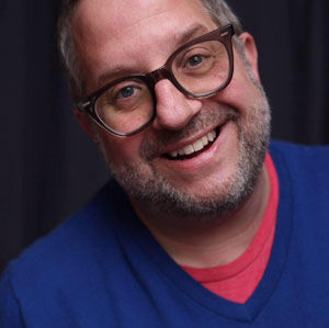 Edward Coffield,New Jewish Theatre's Artistic Director